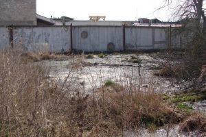 Įžūlus nusikaltimas: skerdykla nevalytas nuotekas pumpavo tiesiai į pievą