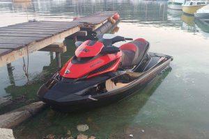 Kaune pavogtas brangus vandens motociklas