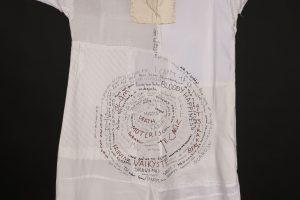 Smurtas prieš moteris: talismanais tapo marškiniai