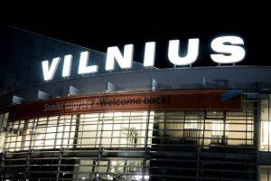 Vilniaus oro uostas gali pasigirti ne tik nauju taku