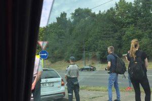 Kauno policija vėl gaudė kelių chuliganus