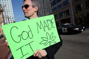 Kalifornija referendume balsavo už marihuanos įteisinimą