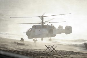 Prie mūsų sienų – Rusijos pratybos, kuriose treniruojamasi okupuoti Lietuvą