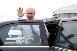 Europos ir Azijos viršūnių susitikime – visas dėmesys V. Putinui