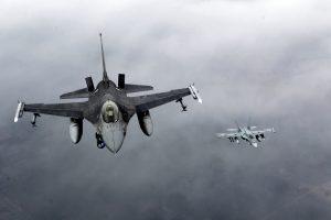 Britų aviatorius stebina rusų aktyvumas Baltijos oro erdvėje