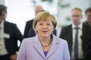 A. Merkel palaiko rezoliuciją dėl armėnų genocido paminėjimo