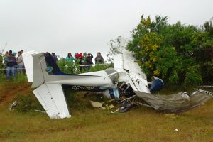 Čilėje sudužus lėktuvui žuvo keturi žmonės