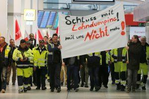 Berlyno oro uostuose – nauji streikai