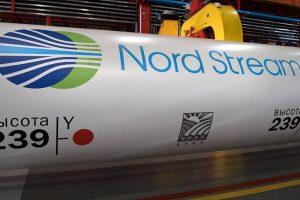 """ES pirmininkaujanti Estija neketina trukdyti deryboms dėl """"Nord Stream 2"""""""