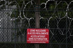 Prancūzijoje skelbia streiką ir atominių elektrinių darbuotojai