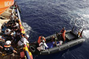 Kelionė į Europą baigėsi tragedija: nuskendo dvi sirų mergaitės
