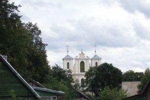 Antalieptėje atidarytas pirmasis Lietuvoje matematikų lieptas