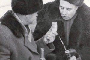 Politiniai sprendimai sovietmečiu būdavo priimami prie vaišių stalo