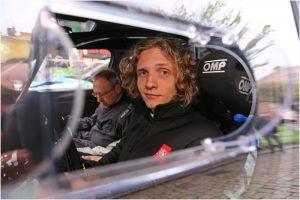 D. Butvilas Lenkijos ralyje finišavo greičiausiųjų penketuke