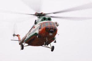 Dingusios moters kūnas buvo rastas pasitelkus sraigtasparnį