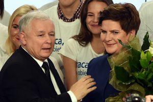 Lenkijos parlamentas liko be kairiojo sparno