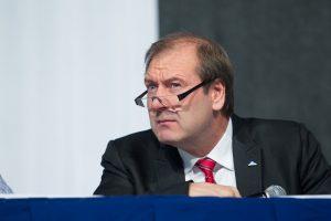 V. Uspaskichas: Darbo partija turi pasakyti – ji valdžioje ar ne