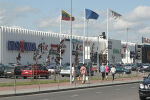 """Ermitažo"" apyvarta pernai smuko iki 71 mln. eurų"