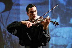 Širdis užkariavęs smuiko virtuozas sugrįžta