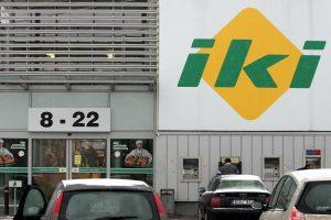 """""""Iki"""" prekybos tinklas gali kainuoti apie 254 mln. eurų"""