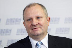 Teismas nenagrinės K. Komskio skundo dėl panaikinto mandato