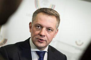 E. Masiulis: prokuroras klausinėjo apie šeimos verslą