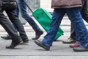 Į Lietuvą atvyko dar 14 sirų pabėgėlių