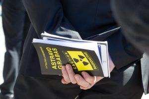 Iniciatyva boikotuoti Astravo jėgainės elektrą perduodama Seimui