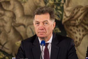 A. Butkevičius: prezidentė neišlaikė nešališkumo testo