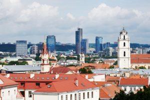 Vilniuje atsiras nauji gatvių pavadinimai