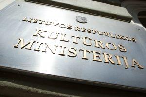 Kultūros ministerijai – Valstybės kontrolės kritikos strėlės