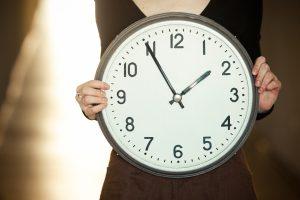 Punktualumas atsparus senėjimui?