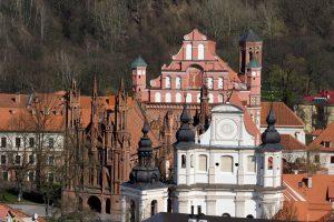Kultūros istorikė kviečia pasivaikščioti po krikščioniškąjį Vilnių