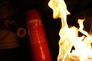 Zarasuose gaisrą sukėlė elektrinė viryklė