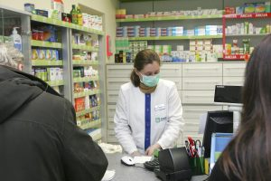Kaune planuojama skelbti gripo epidemiją