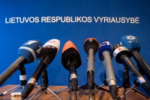 Vyriausybės atstove Vilniaus apskrityje išrinkta V. Vaičiūnienė