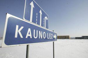 Kauno LEZ reikmėms iki 2020 metų papildomai bus išperkama 143 ha žemės