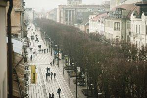 Laisvės alėją kertančiose gatvėse – naujos taisyklės