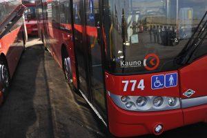 Nuspręsta: Kaune už 33 mln. atnaujins viešąjį transportą