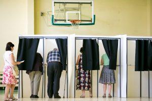 Seime – Konstitucijos pataisa dėl rinkimų perkėlimo į šeštadienį