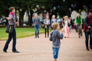 Vaikų pramogos: litas virto euru?