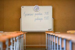 Paaiškėjo uostamiesčio abiturientų egzaminų rezultatai