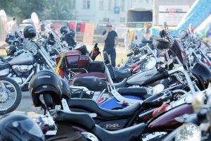 Motociklininkų lobistai imsis darbo