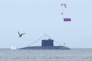 Didelės Rusijos laivyno ambicijos
