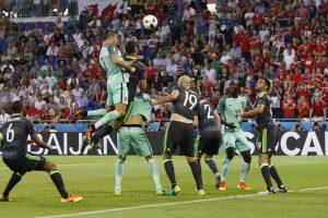 C. Ronaldo kojose – spyruoklės?