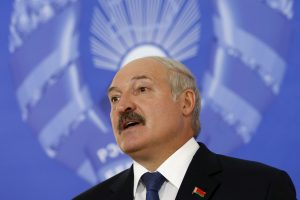 Minskas nepajėgė atlaikyti Maskvos spaudimo?