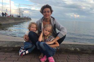 A. Jasaitytė-Čeburiak: vaikai yra mano mokytojai