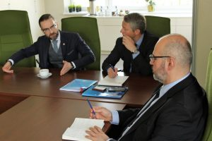 FIFA ir UEFA atstovai nekomentavo Lietuvos futbolo skandalų