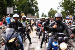Motociklininkai rengiasi Lietuvos šimtmečiui