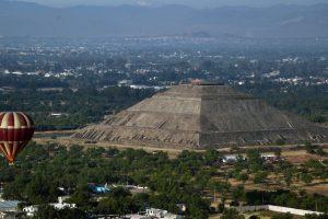 Meksikos griuvėsius tiriančius archeologus pribloškė atradimas